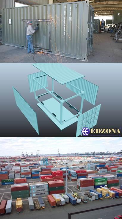 Perbaikan Peti Kemas (Container)