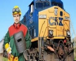 Kawat las Untuk Maintenance Kereta Api