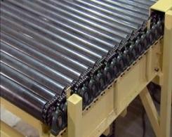 Komponen Pada Roller Conveyor