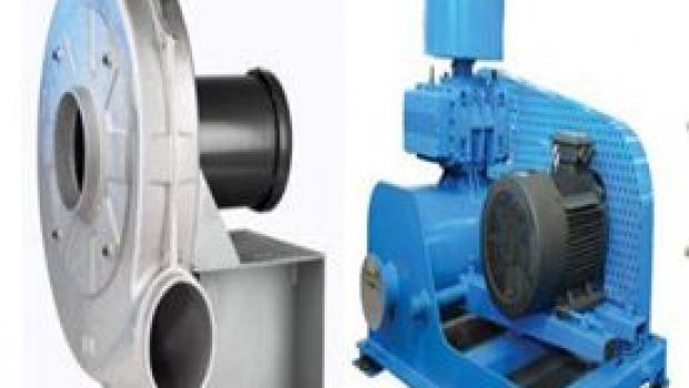 Perbaikan Blower Mesin Industri
