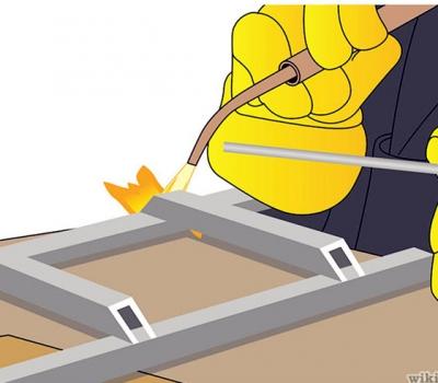 Cara Pengelasan Aluminium