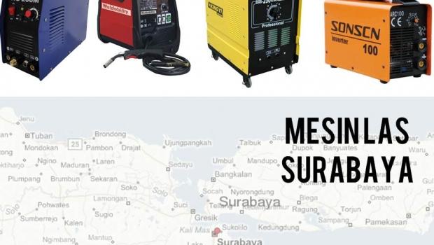 Mesin Las Surabaya